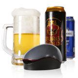 Het Bier van de Levering van de batterij kan Houder schuimen, Bier Foamer