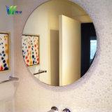 specchio d'argento della stanza da bagno di 3mm, specchio decorativo