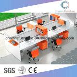 Stazione di lavoro di legno dell'ufficio della Tabella della mobilia del gruppo