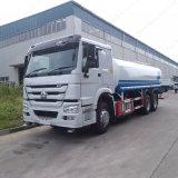 Sinotruk 상표 20tons 18cbm 물 탱크 트럭