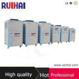 높은 Effeciency 1HP 필드 산업 냉각장치를 가공하는 건축을%s 공기에 의하여 냉각되는 냉각장치 2.94kw/0.8ton 냉각 수용량 2528kcal/H