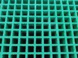 Reja plástica reforzada fibra de la fibra de vidrio de GRP FRP