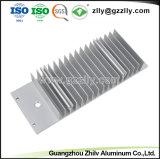 LEDランプのための高品質によってカスタマイズされるアルミニウム脱熱器