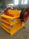 Trituradora de quijada de la fineza Pex250X750 para la petición de pequeña capacidad