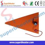 Elemento de aquecimento de borracha do calefator do silicone do gás do cilindro da alta qualidade
