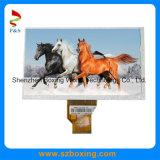 "экран 9 "" TFT LCD с 250 CD/M2"