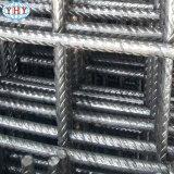 溶接金属の鋼鉄網を補強する変形させたワイヤー