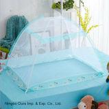 아기 제품 폴리에스테 아기 자는 Yurt 모기장 휴대용 중국 공급자