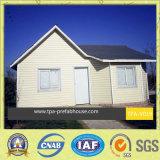 Camera prefabbricata verde per la famiglia (TPA-V07)