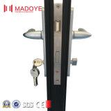 Thermisches Bruch-Doppelt-Glasaluminiumlegierung-Falz-Tür für Werbung