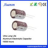 450V de Elektrolytische Condensator van het Aluminium van de 1.8UFHoogspanning 1000hours
