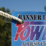 Cinta resistente del dobladillo de la bandera de la potencia de Somitape Sh340 con Uno mismo-Adherencia