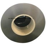 Spiegel der Serien-SS 410 des Ende-2b ätzte Edelstahl-Blätter/Platten-Preis Inox Handlauf