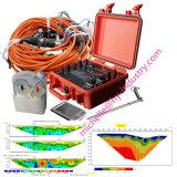Widerstandskraft-Darstellung, Geo Tomographie, elektrischer Tomograph, geophysikalische Widerstandskraft, Grundwasser-Detektor, Grundwasser-Befund für Verkauf