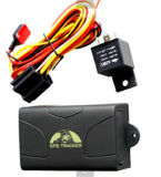 GPS van het Voertuig van de auto Drijver Magnetische Lange ReserveTk104 voor het Volgen van de Container met RoHS