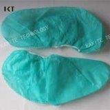Cubierta no tejida disponible del zapato del CPE de la venta entera de las existencias de la fábrica de China