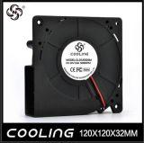 A fábrica refrigerando vende o processador central do ventilador de 80*80*20mm, portátil, ventilador do purificador do ar, ventilador de refrigeração da C.C.