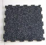 Stuoia di gomma granulare delle mattonelle di pavimento di colore di EPDM 20% per ginnastica
