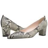 Nouvelle arrivée pompe formelle des femmes Mesdames a fait des chaussures à talon haut de la TOE