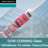 Puate d'étanchéité en verre corrigeante acétique de silicones Dow corning pour la porte de Windows