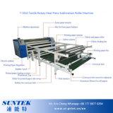 Machine rotatoire de rouleau de sublimation de presse de la chaleur de textile de T-shirt