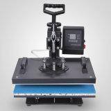 Sublimación ausente de la transferencia de la máquina de la prensa del calor del oscilación de Vevor 6in1