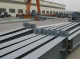 H-Bastidor de acero de acero para la construcción de almacén taller