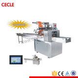 Almohada Caramelo/Máquina de embalaje Flow pack máquinas/limpiar la bola de embalaje almohada