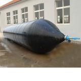 Saco hinchable de la nave del saco hinchable del tirón del saco hinchable de la nave para el astillero
