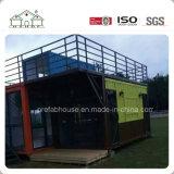 Gemakkelijk installeer Huis van de Container van het Ontwerp van China het Goedkope Prefab