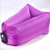 Neuer heißer Verkaufs-kleines Luft-Schlafsack aufblasbares Airbed Sofa der Ankunfts-2017 mit Muster und Firmenzeichen