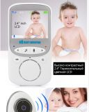 Indicador barato da temperatura ambiente do sistema da câmara de segurança do monitor do bebê de 2.4 polegadas