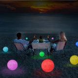 El uso de la decoración de la luz de la noche de Material ABS y la luz de Luna en 3D.