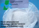 Acetato Bodybuilding CAS de Primobolan Methenolone del suplemento: 434-05-9 el cortar androgénico