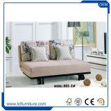 Vente chaude meilleure vendant le bâti de sofa confortable doucement bon marché de modèles réglés de sofa de déploiement