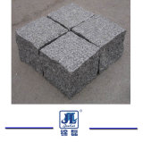 Pietra per lastricati del granito cinese popolare per zona esterna & esterna