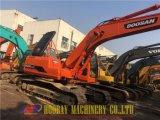 Excavador caliente usado 220LC-7 de la rueda de Doosan de la maquinaria de construcción