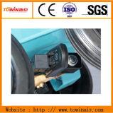 Doppeltes Spray-Luft-Becken-leiser ölfreier Kasten-Kolben-Luftverdichter (TW7502S)