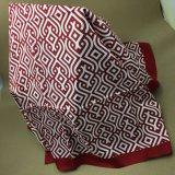 D'impression personnalisée foulard en soie 100% Carré