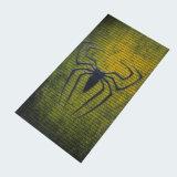 Impressão personalizada de poliéster de microfibra Paisley lenço de tubo