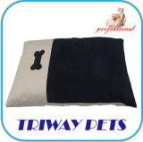 Chien de velours côtelé souple et confortable coussin (WY453-3A/B)