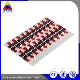 Kundenspezifischer schwarzer Papierkennsatz-Drucken-Aufkleber-Haustier-Wärmeshrink-Film
