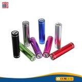 Promoción universal pequeño mini Powerbank del cargador de batería del Portable 18650 2200mAh para el teléfono móvil