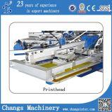 Impresora automática rotativa de la pantalla de la materia textil Yh-104/8