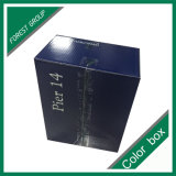 로고 인쇄를 가진 싼 도매 브라운 주문 화물 박스