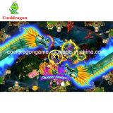Macchina di gioco del gioco della galleria della Tabella del cacciatore dei 8 dei giocatori dell'oceano pesci del re 3 cattura