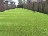 Hierba artificial Home Depot para la venta al por mayor del jardín con el SGS