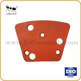 Disque de meulage de diamants en métal pour un sol en béton de meulage Mlate