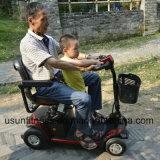 성인 물색 스쿠터를 위한 새로 4개의 바퀴 옥외 기동성 스쿠터