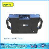 Détecteur de fuite multi de l'eau souterraine du mode d'exécution Pqwt-Cl200 2 mètres de profond